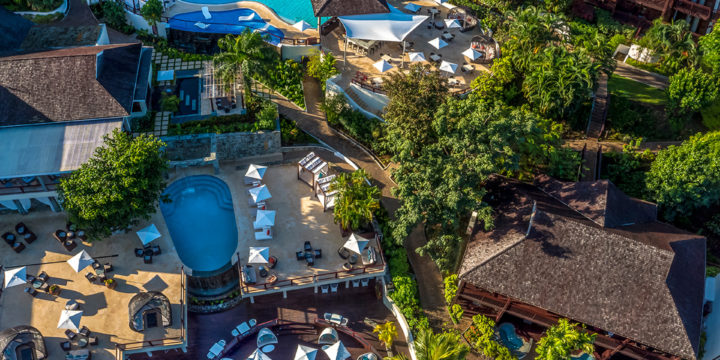 Capella Marigot Bay Resort