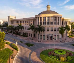 Downtown Doral City Hall